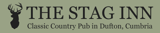 The Stag Inn, Dufton, Cumbria Logo